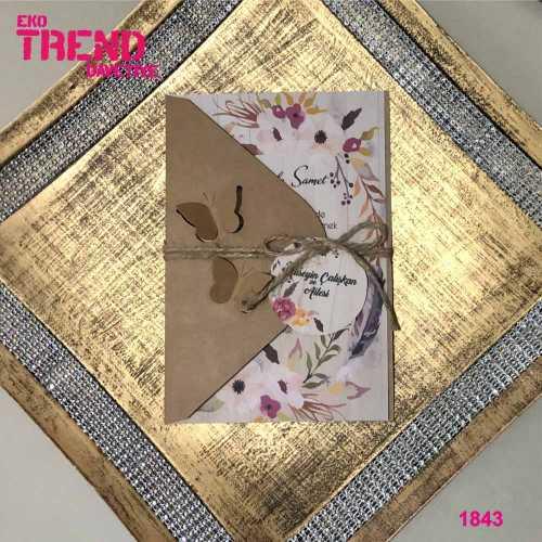 Eko Trend Davetiye 1843