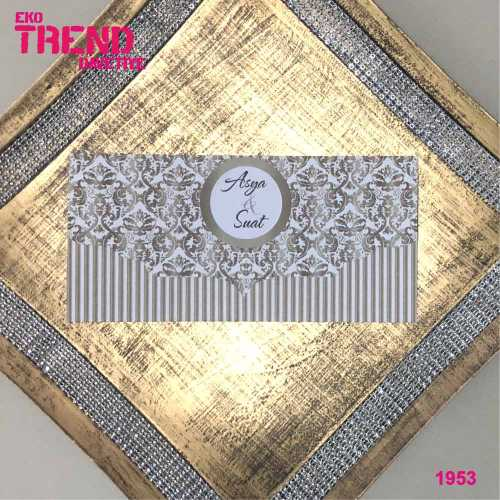 Eko Trend Davetiye 1953